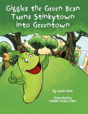 Giggles the Grean Bean (Paperback)