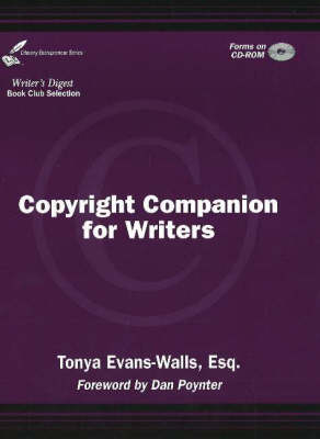 Copyright Companion for Writers (Paperback)