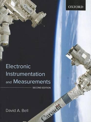 Electronic Instrumentation and Measurements (Hardback)