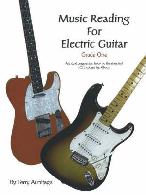 Music Reading for Electric Guitar: Grade One (Paperback)