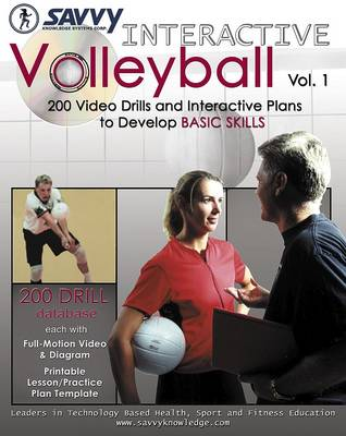 Interactive Volleyball: Vol 1 (CD-ROM)