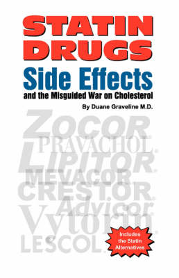 Statin Drugs Side Effects (Paperback)