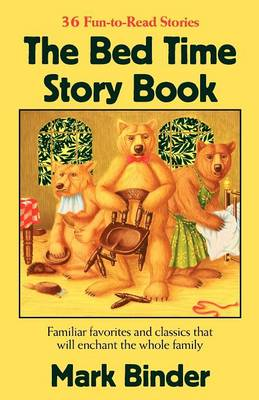 The Bed Time Story Book (Paperback)