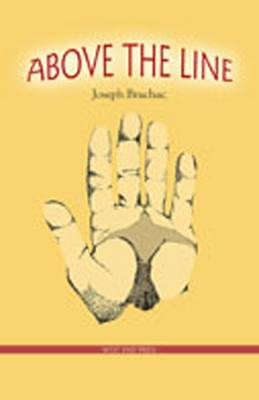 Above the Line: New Poems (Paperback)