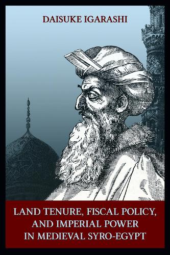 Land Tenure, Fiscal Policy and Imperial Policy in Medieval Syro-Egypt - Chicago Studies on the Middle East (Hardback)