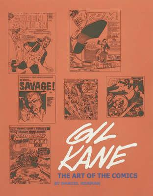 Gil Kane Art of the Comics (Paperback)