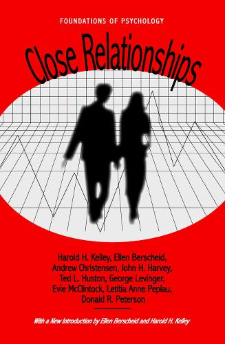 Close Relationships - EWP Foundations of Psychology (Paperback)