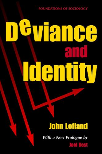 Deviance and Identity - EWP Foundations of Sociology (Paperback)