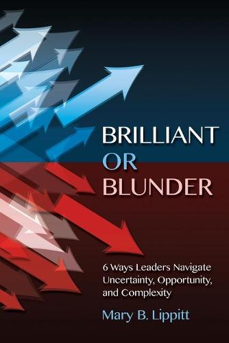 Brilliant or Blunder: 6 Ways Leaders Navigate Uncertainty, Opportunity and Complexity (Paperback)
