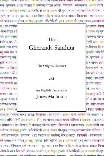 The Gheranda Samhita: The Original Sanskrit and An English Translation (Paperback)