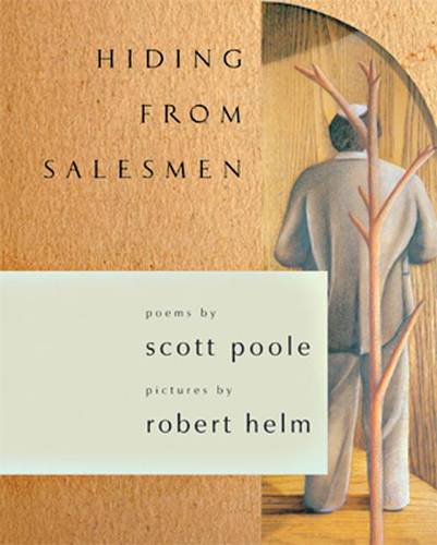 Hiding from Salesmen: Poems (Hardback)