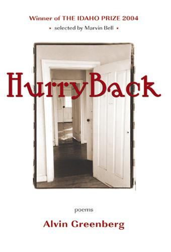 Hurry Back: Poems (Paperback)