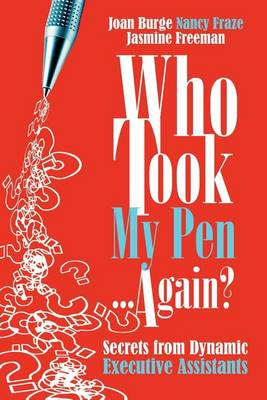 Who Took My Pen ... Again? (Paperback)