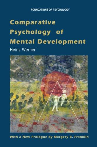 Comparative Psychology of Mental Development - EWP Foundations of Psychology (Paperback)