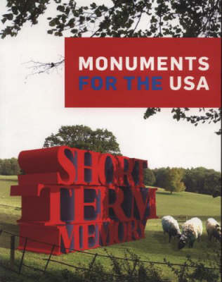 Monuments for the USA (Paperback)
