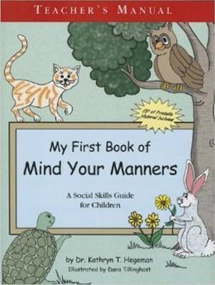 My First Book of Manners: Teachers Manual & CD