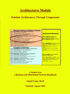 E-Business and Distributed Systems Handbook: Architecture Module (Paperback)