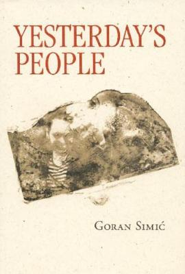 Yesterday's People (Paperback)