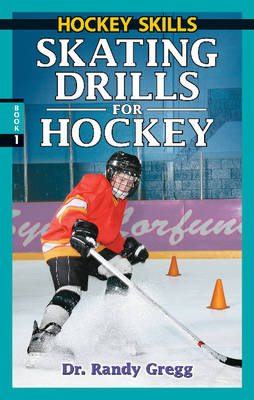 Skating Drills for Hockey (Paperback)