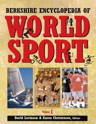 Berkshire Encyclopedia of World Sport, 4 Volumes (Hardback)