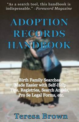 Adoption Records Handbook (Paperback)