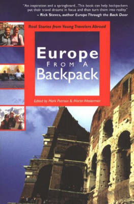 Europe from a Backpack: Real Stories from Young Travelers Abroad (Paperback)