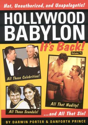 Hollywood Babylon Revisited: Volume One - Hollywood Babylon Revisited 1 (Hardback)