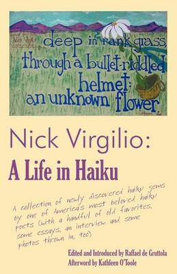 Nick Virgilio: A Life in Haiku (Paperback)
