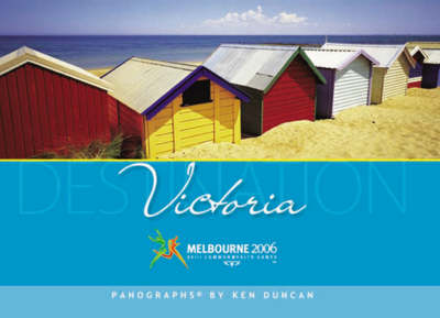 Destination Victoria: Magnificent Panoramic Views (Hardback)