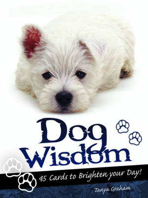Dog Wisdom Cards: Oracle Book and Card Set