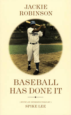 Baseball Has Done It (Paperback)