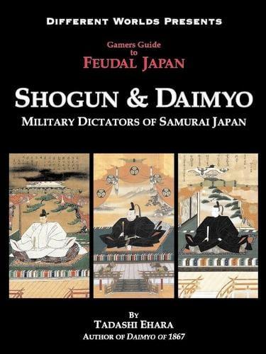 Shogun & Daimyo (Paperback)