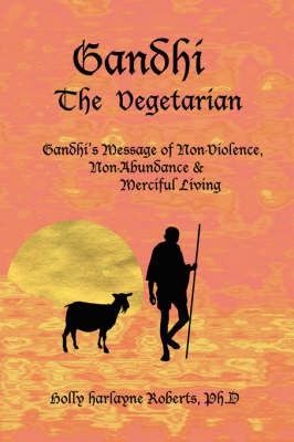 Gandhi The Vegetarian (Paperback)