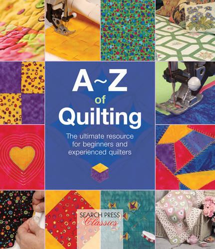 A-Z of Quilting - A-Z of Needlecraft (Spiral bound)