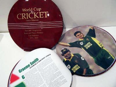 World Cup Cricket: Full 2007 Programme, Team and Player Profiles, Full Statistics 1975-2003 (Hardback)