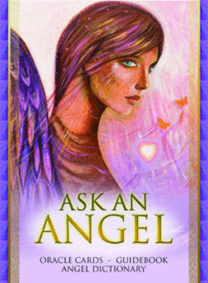 Ask an Angel: Oracle Cards and Book Set