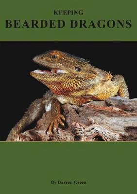 Keeping Bearded Dragons (Paperback)