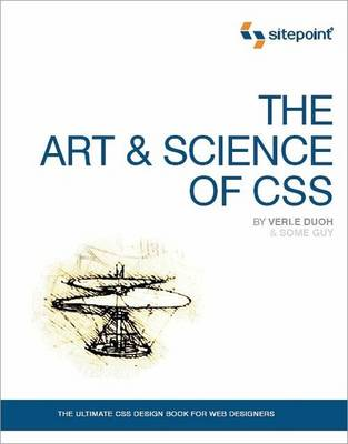 The Art and Science of CSS (Paperback)
