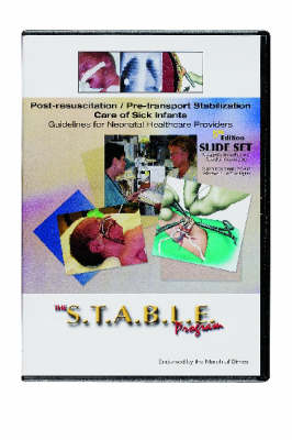S.T.A.B.L.E. Learner Course Slides (CD-ROM)