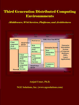 Third Generation Distributed Computing Environments (Paperback)