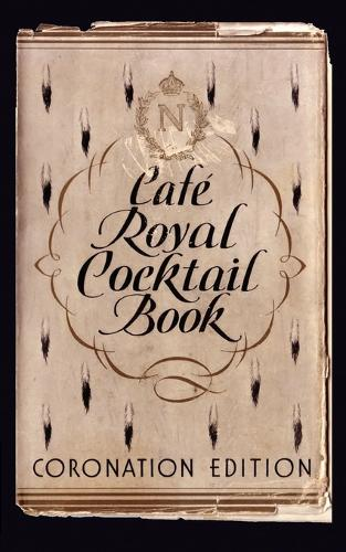 Cafe Royal Cocktail Book (Paperback)
