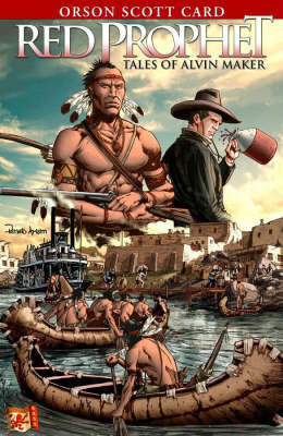 The Tales of Alvin Maker: Red Prophet (Paperback)