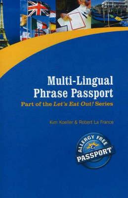 Multi-Lingual Phrase Passport (Paperback)