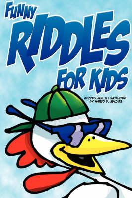 Funny Riddles for Kids (Paperback)