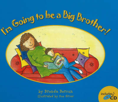 I'm Going to Be a Big Brother! (Hardback)