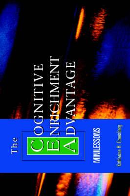 The Cognitive Enrichment Advantage Minilessons (Paperback)