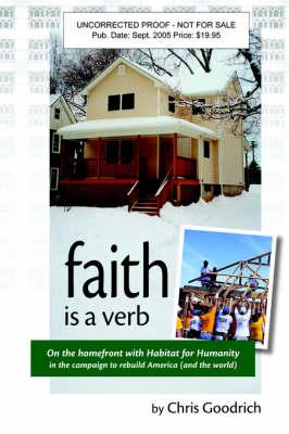 Faith Is a Verb (Paperback)