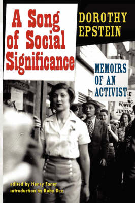A Song of Social Significance: Memoirs of an Activist (Paperback)
