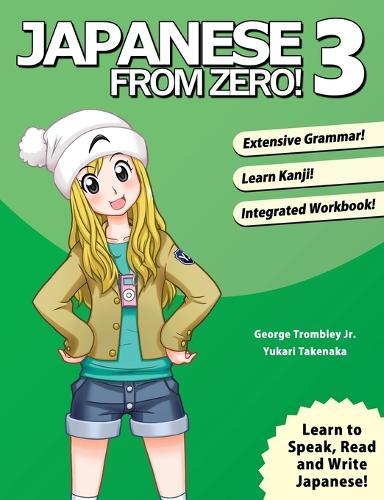 Japanese from Zero!: 3 (Paperback)