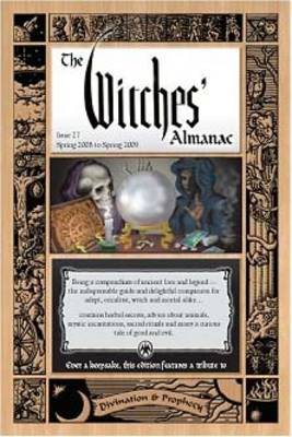 Witches' Almanac 2008: Issue 27, Spring 2008 to Spring 2009 (Paperback)